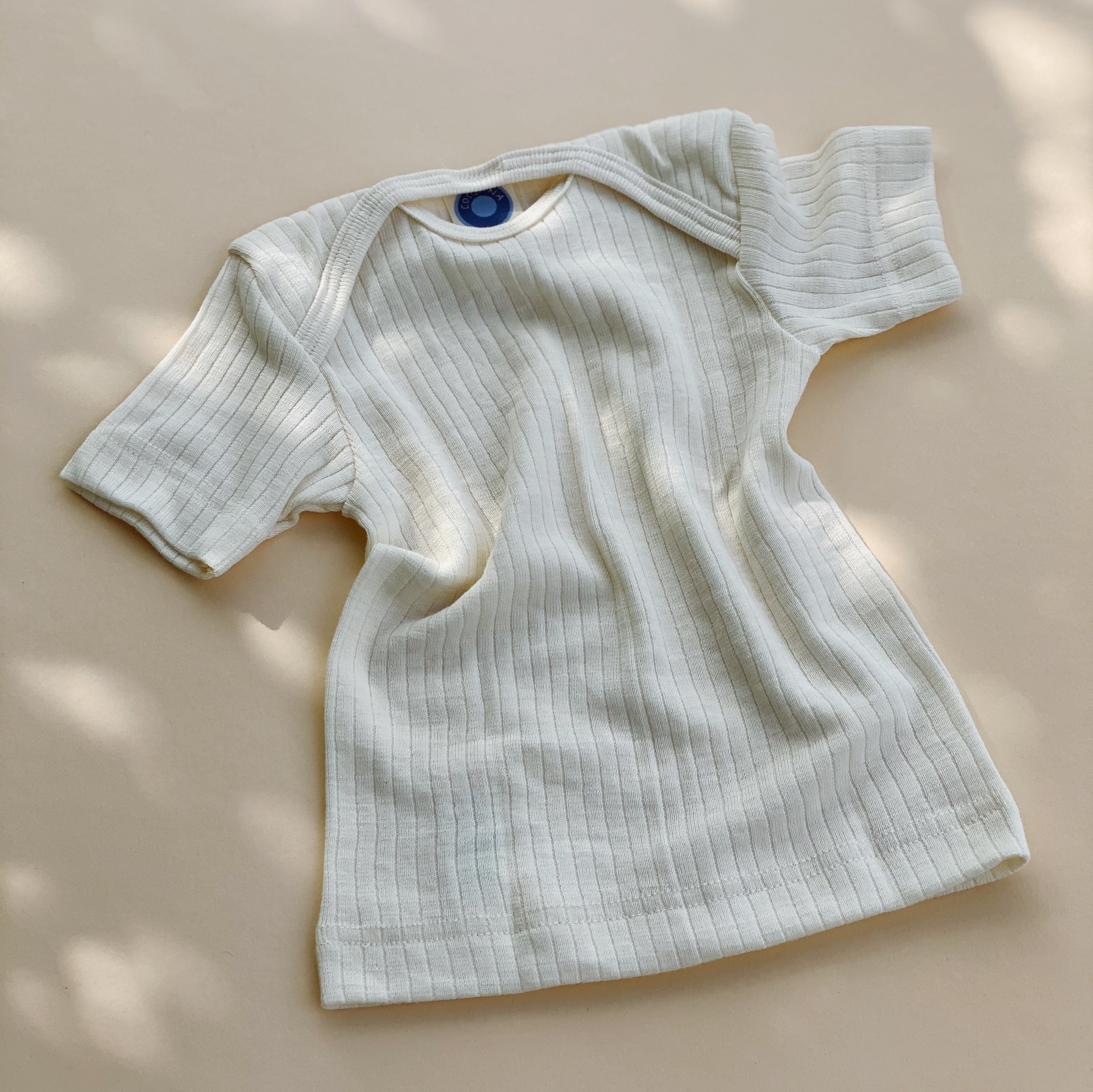Picture of: Cosilana Bluse Baby K Ae Uld Silke Bomuld Natur Cosilana Okounger